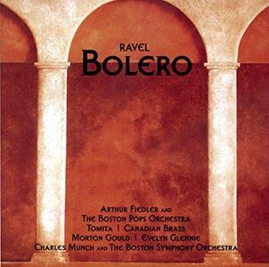 Bolero - CD Audio di Maurice Ravel
