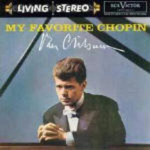 My Favourite Chopin - CD Audio di Fryderyk Franciszek Chopin,Van Cliburn