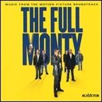 Cover CD Full Monty - Squattrinati organizzati