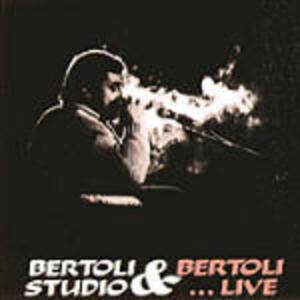 Studio & Live - CD Audio di Pierangelo Bertoli