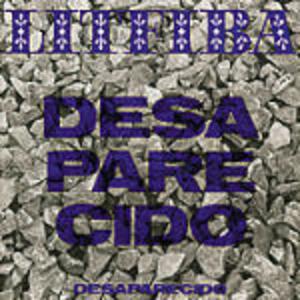 Desaparecido - CD Audio di Litfiba