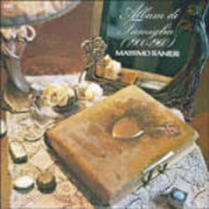 Album di famiglia - CD Audio di Massimo Ranieri