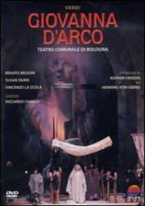 Giuseppe Verdi. Giovanna d'Arco di Werner Herzog - DVD