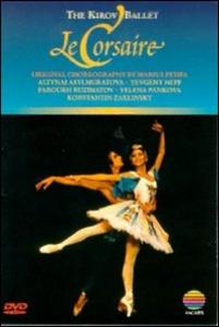 Film Adolphe Adam. Il corsaro. The Kirov Ballet