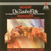 CD Il flauto magico (Die Zauberflöte) Wolfgang Amadeus Mozart Edita Gruberova Barbara Bonney