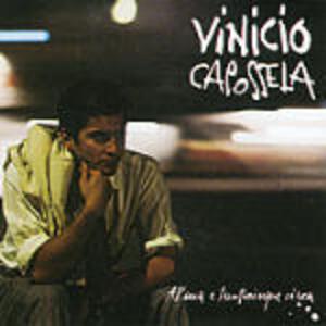 All'una e trentacinque circa - CD Audio di Vinicio Capossela