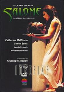 Richard Strauss. Salomé di Petr Weigl - DVD