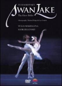 The Kirov Ballet. Il lago dei cigni - DVD