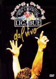 Ligabue. Lambrusco, Coltelli, Rose & Popcorn di Gabriele Cazzola - DVD