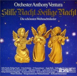 Stille Nacht Heilige Nach - CD Audio di Anthony Ventura