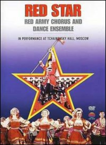Film Red Star. Red Army Chorus and Dance Ensemble