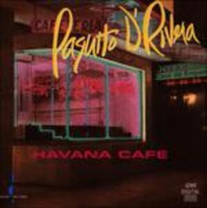 Havana Cafe - CD Audio di Paquito D'Rivera