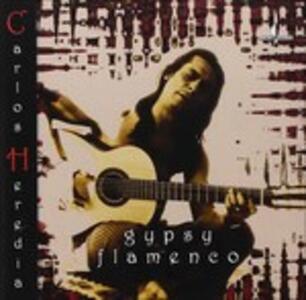 Gypsy Flamenco - CD Audio di Carlos Heredia