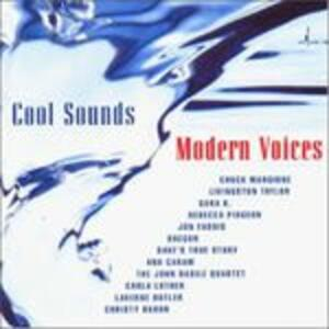Cool Sounds Modern Voices - CD Audio