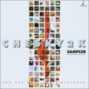 Chesky 2k Sampler - CD Audio
