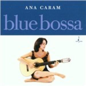Blue Bossa - CD Audio di Ana Caram
