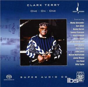 One on One - SuperAudio CD di Clark Terry