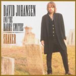 Shaker - CD Audio di David Johansen