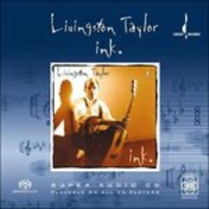 Ink - SuperAudio CD di Livingston Taylor