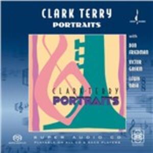 Portraits - SuperAudio CD di Clark Terry