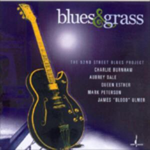 Blues & Grass - CD Audio
