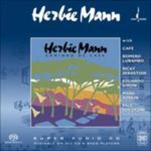 Caminho de Casa - SuperAudio CD di Herbie Mann