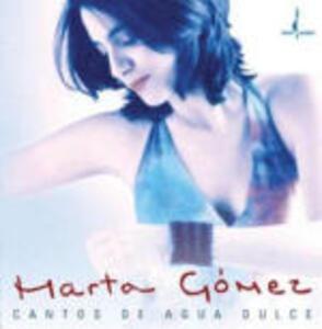 Cantos de Agua Dulce - CD Audio di Marta Gomez