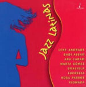 Jazz Latinas - CD Audio