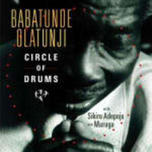 Circle of Drums - SuperAudio CD di Babatunde Olatunji