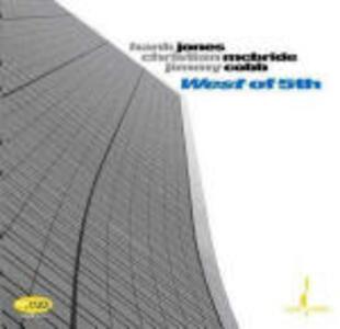 West of 5th - SuperAudio CD di Hank Jones