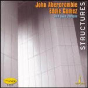 Structures - SuperAudio CD di Eddie Gomez,John Abercrombie