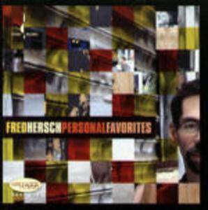 Personal Favorites - SuperAudio CD di Fred Hersch