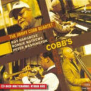 Cobb's Corner - CD Audio di Jimmy Cobb