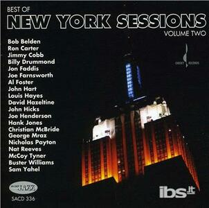 Best of New York Ses vol.2 - SuperAudio CD