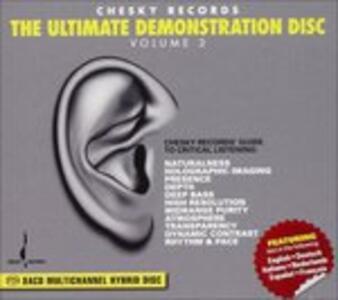 Ultimate Demonstration - SuperAudio CD