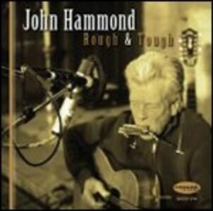 Rough & Tough - SuperAudio CD di John Hammond
