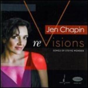 Revisions (Songs of Stevie Wonder) - SuperAudio CD di Jen Chapin