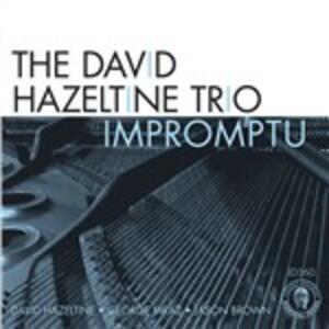 Impromptu - CD Audio di David Hazeltine