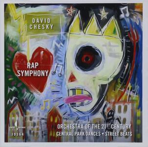 Rap Symphony - CD Audio di David Chesky