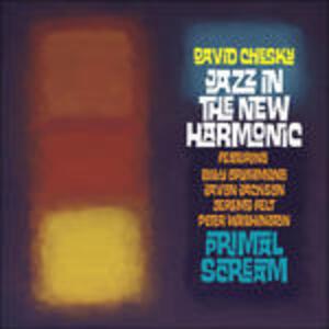 Primal Scream - CD Audio di David Chesky