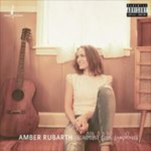 Scribbled Folk Symphonies - CD Audio di Amber Rubarth