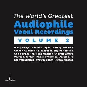 The World's Greatest Audiophile Vocal Recordings vol.2 - CD Audio