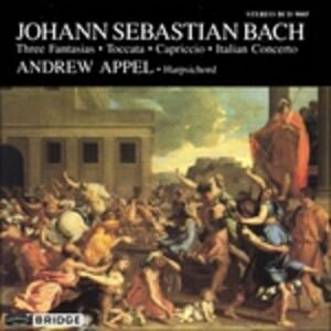 Fantasy & Fugue - CD Audio di Johann Sebastian Bach