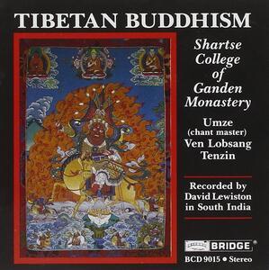 Tibetan Buddhism - CD Audio
