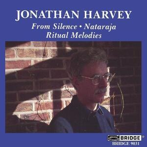 From Silence - CD Audio di Jonathan Harvey