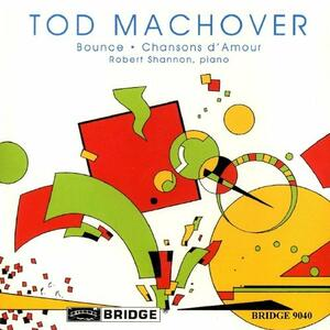 Bounce - CD Audio di Tod Machover