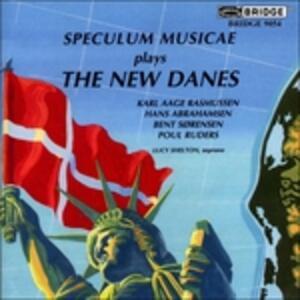 New Danes Rasmussen - CD Audio