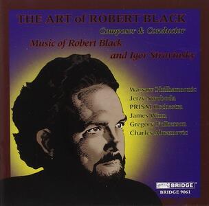 Art Of Robert Black - CD Audio di Robert Black