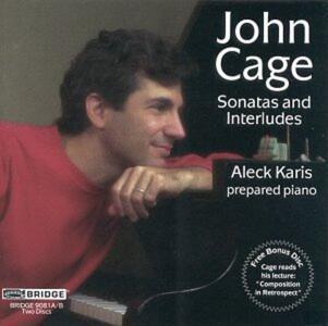 Sonate & Interludes - CD Audio di John Cage
