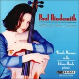 Music for Cello and Piano - CD Audio di Paul Hindemith